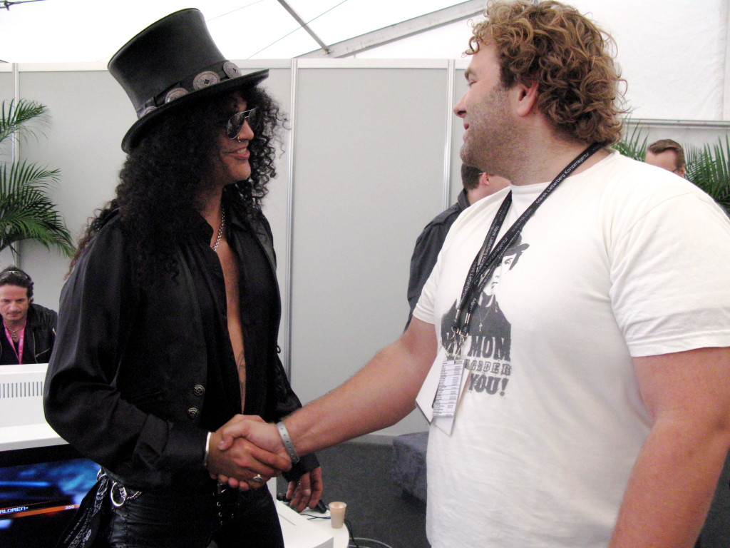 Slash & I